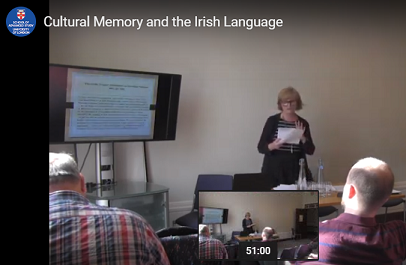 Cultural Memory and the Irish Languages