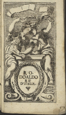 R. O-Doaldo Re' d'Italia Libretto