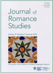 Journal of Romance Studies
